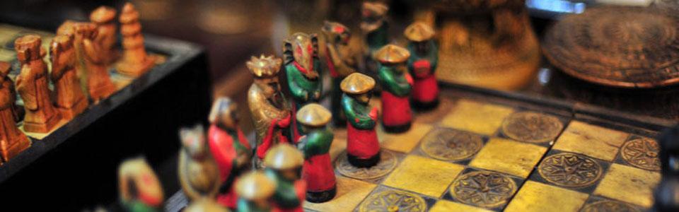 Chessboard Slider